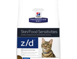 Hill'sPrescription Diet z/d, Alergias Alimentarias - Cat
